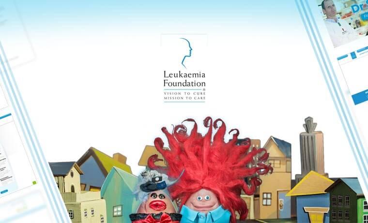 Avalde Digital Agency Sydney Brisbane Digital Agency for the Leukaemia Foundation