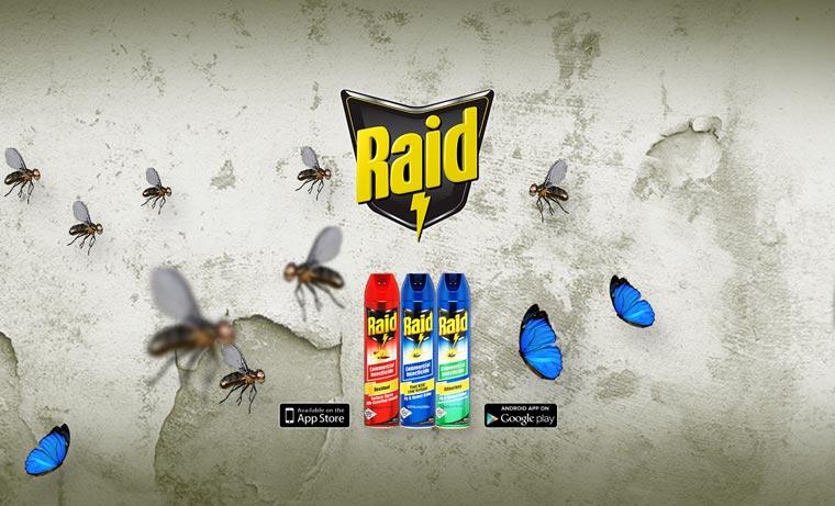 Avalde Digital Agency Sydney Brisbane Digital Agency game app design and development for RAID - The Game