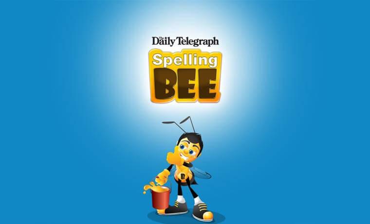Avalde Digital Agency Sydney Brisbane Digital Agency game app development iOS - Spelling Bee