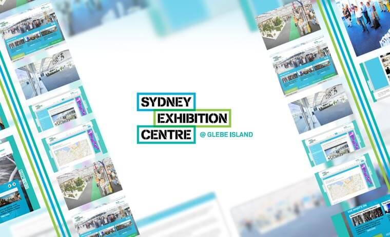 Avalde Digital Agency Sydney Brisbane Digital Agency website development for Sydney Exhibition Centre