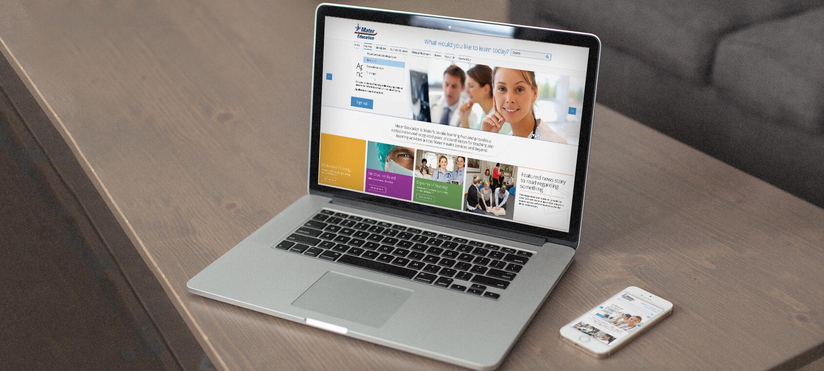 homepage-slider_mater-hospital-macbook-computer